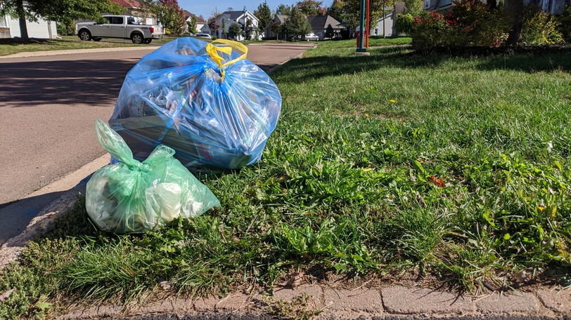 Special garbage pickup dates will start in Carleton and Victoria Counties on Sept. 27.