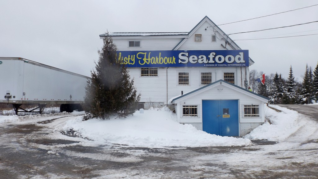 Misty Harbour Seafood, located on Ocean Westway on the city's west side, will be expanding with a larger facility.