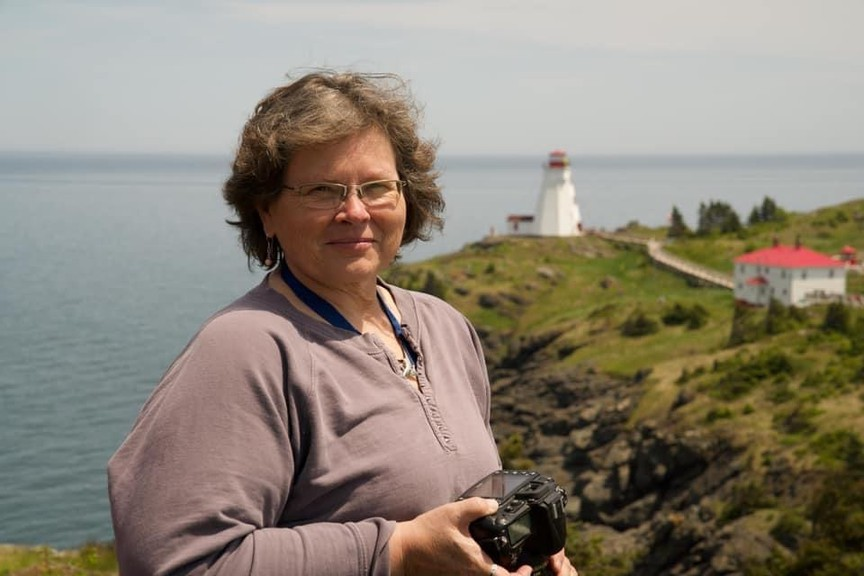 Laurie Murison, a Grand Mananmarine biologist and advocate forNorth Atlantic right whale and lighthouse preservation, died on Jan. 3.