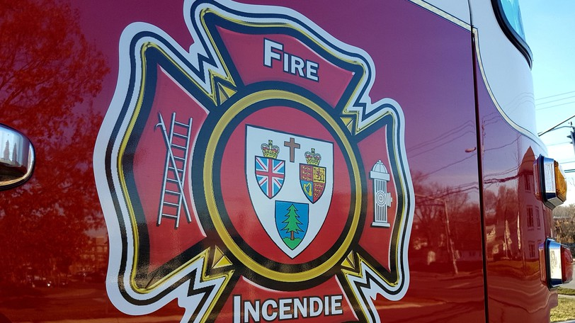 Fredericton Fire Department.