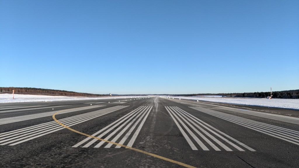 The empty runway at Saint John Airport will likely remain so for some time. Our editorial board argues that much more must be done to back the region's airports.