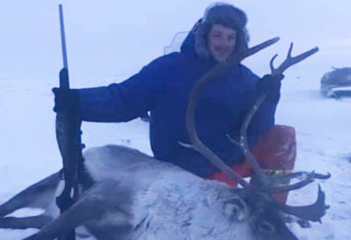 Campbellton's Kevin Lagace lives in Rankin Inlet, Nunavut where winters last about 10 months.