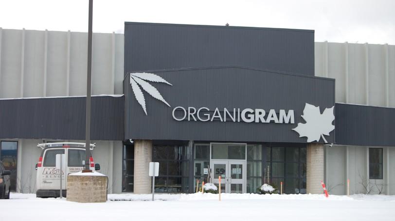 Moncton-based Organigram