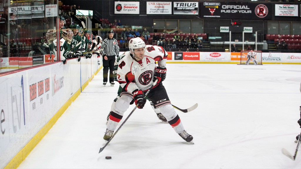 Former UNB Reds defenceman Randy Gazzolahas signed with the Fort Wayne Komets of the ECHL.