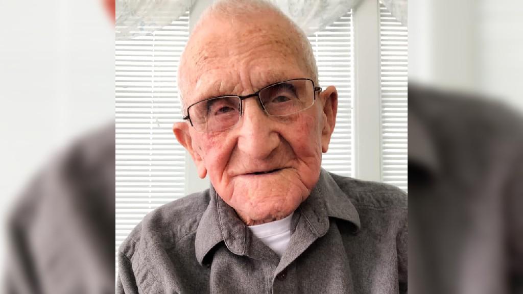 Arnold Hawkins, Canada's oldest Canadian-born man, turns 110 on Jan. 30.