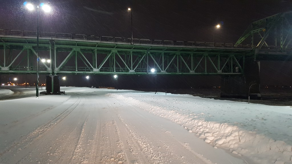 There will be a lane closure this week on Salmon Boulevard in Campbellton to allow inspectionofthe federally-owned J. C. Van Horne Bridge, Public Services and Procurement Canada said in a news release.