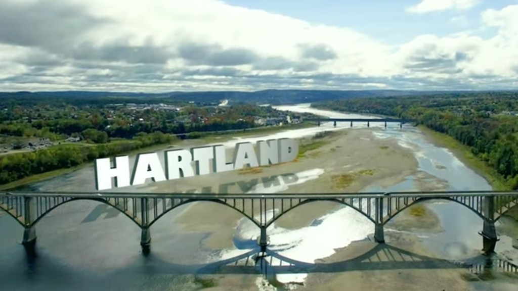 The Hugh John Flemming Bridge in Hartland is featured prominently in the music video Lost, by Fredericton-based artist Boy Toyin.