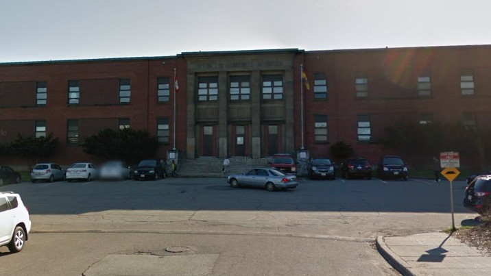 Parents received an email Monday about a positive COVID-19 case at Princess Elizabeth School.