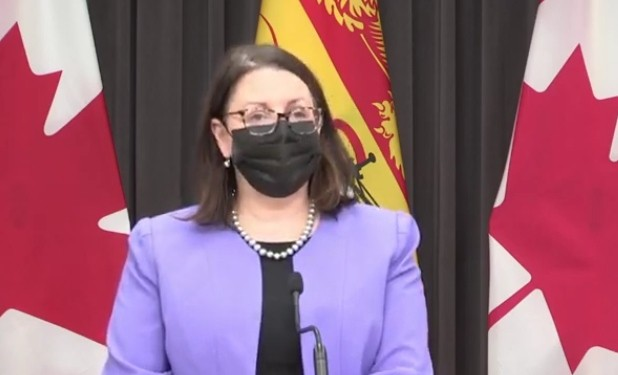 The Bathurst area, Zone 6, has one confirmed case of COVID-19 Tuesday. It is one of 31 new cases across the province for the day. 