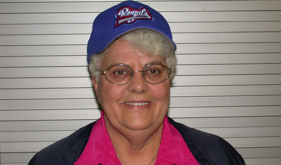 Agnes McCarthy, who died Monday at 81, helped the Fredericton Royals senior baseball team stay afloat on three different occasions.