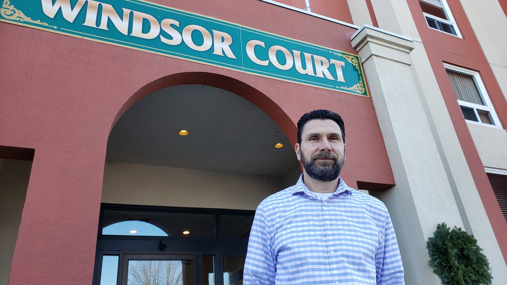 Marcel Ogon, one of the owners of Windsor Court in Fredericton, says seniors at retirement homes such as his should be higher up the priority list for COVID-19 vaccinations.