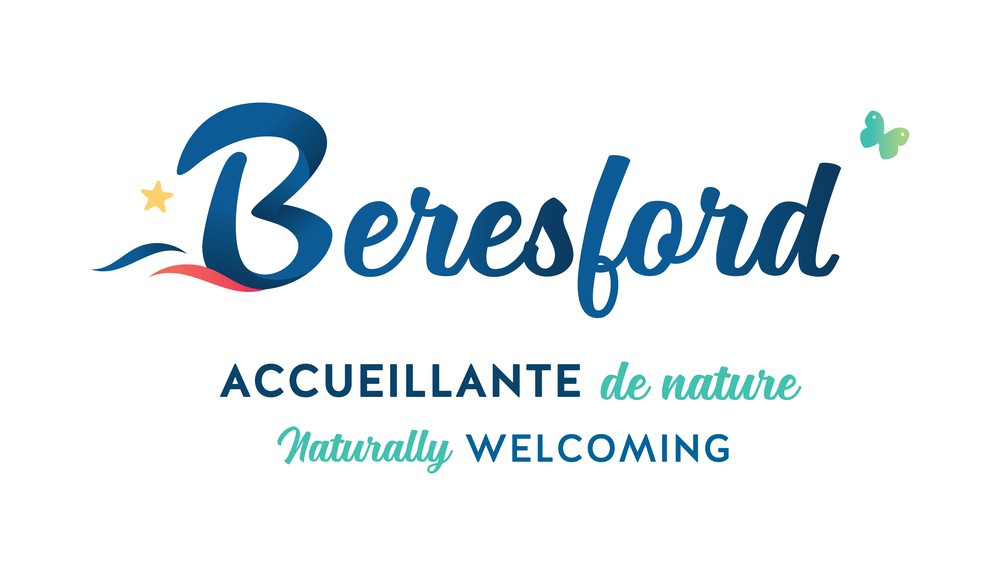 The Town of Beresford unveiled its new branding at a council meeting held Monday night.