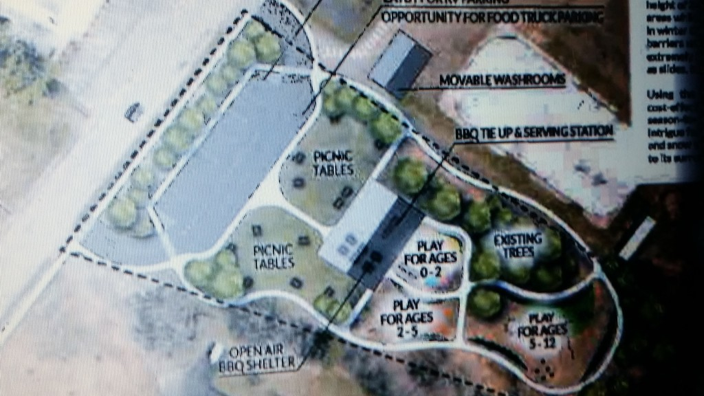 At its Feb. 8 meeting, the Village of Perth-Andover council passed a motion to support the Rotary Club of Perth-Andover's plans for a community park near Veterans Field on East Riverside Drive.