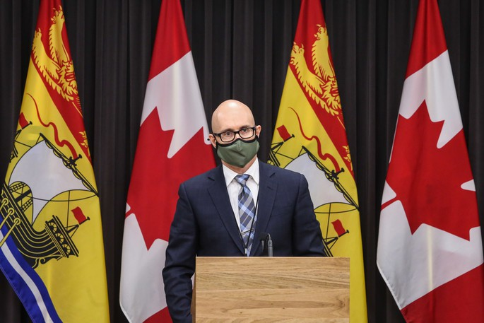 The Delta variant at the root of Canada's fourth wave makes containing the virus inNew Brunswick more challenging, according to a Horizon Health Network infectious disease expert Dr. Gordon Dow.