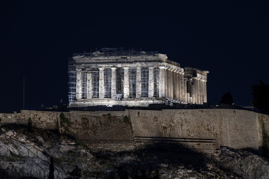 The temple of the Parthenon in Athens, Greece. Constantine Passaris writes about the role of Greece's diaspora as the country reaches it bicentenary.