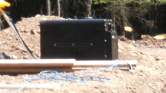 Pictured is a generator stolen from the Mill Cove area in January.