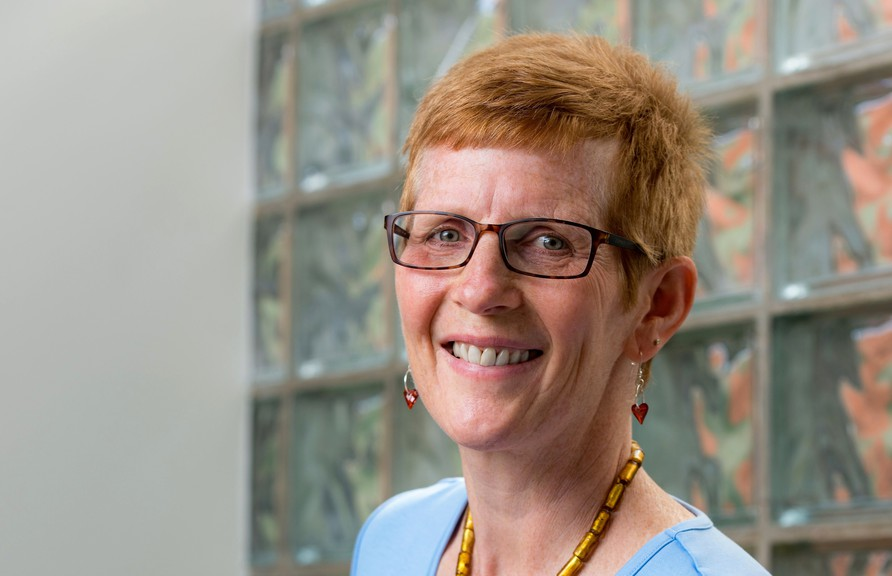 Dr. Tracey Rickards, associate professor in the faculty of nursing at UNB.