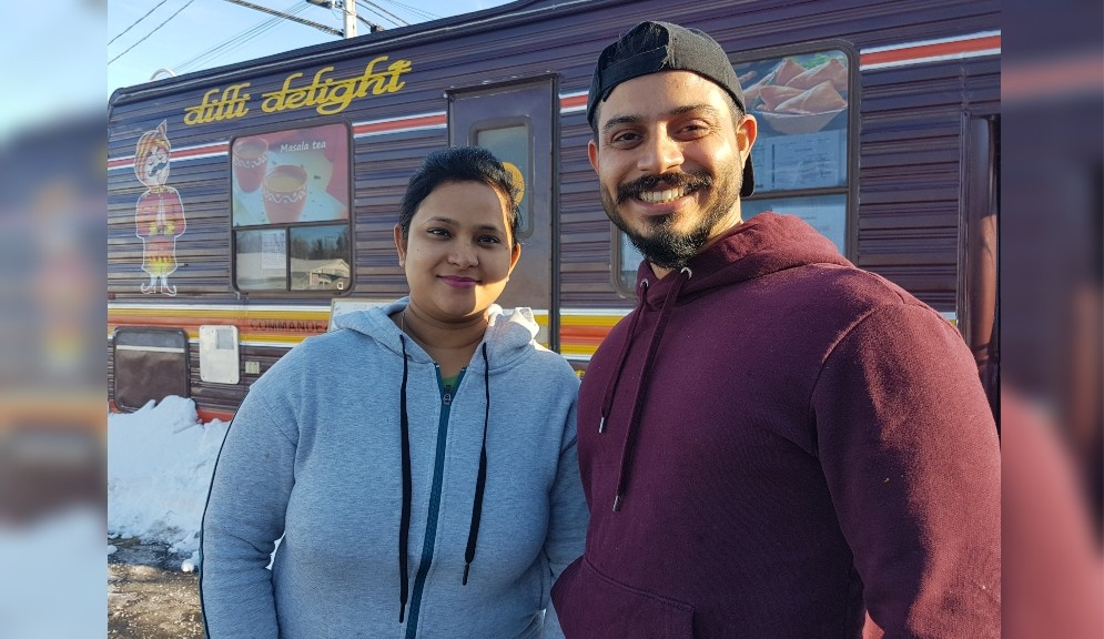 Dilli Delight, a food truck based in Beresford and owned and operated by husband and wife Suraj and Ankita Nigam, recently reached out to stores in the region in hopes of selling their homemade meals locally.