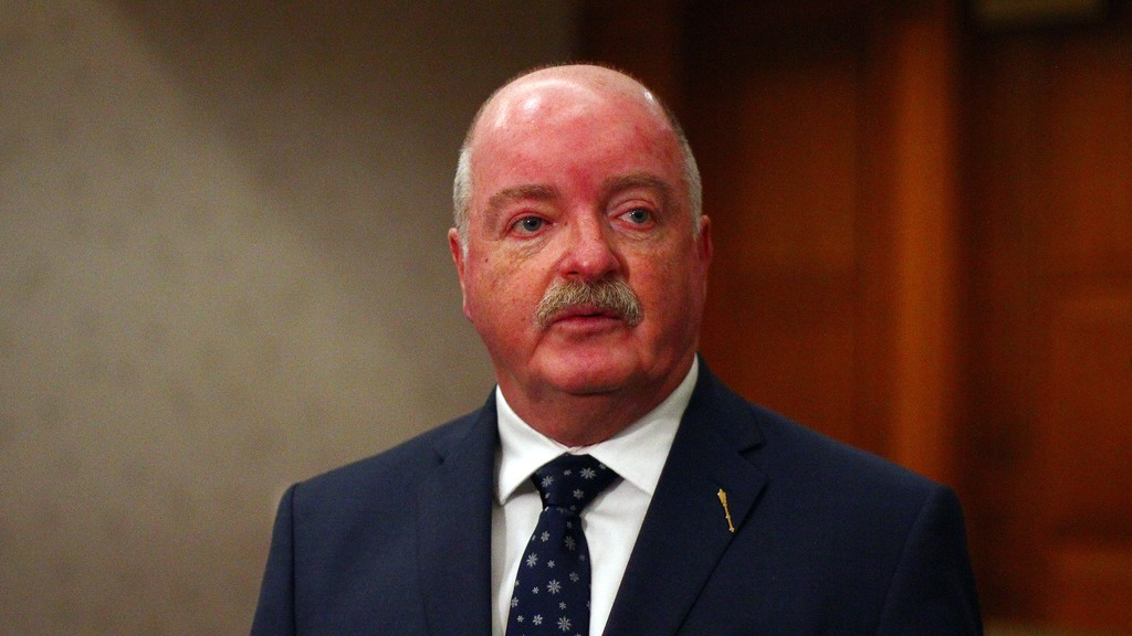 The Department of Social Development is seeking someone to build and operate the home as Phase 2 of its 2018-2023 Nursing Home Plan, which aims to address aging infrastructure and the need for new beds, according to a release issued by the province Thursday. Shown is Social Development Minister Bruce Fitch.