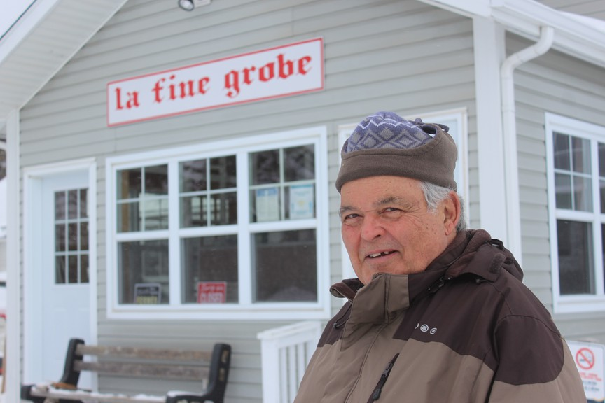 After 47 years serving traditional French cuisine from his sea-side oasis along the Bay of Chaleur, Georges Frachon, pictured above, has closed his restaurant, La fine grobe.