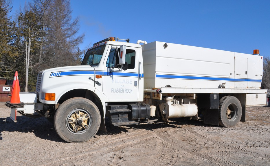 At its Feb. 22 meeting, Plaster Rock village council approved the purchase of a better tank for the truck it uses to clean out septic tanks and manholes.