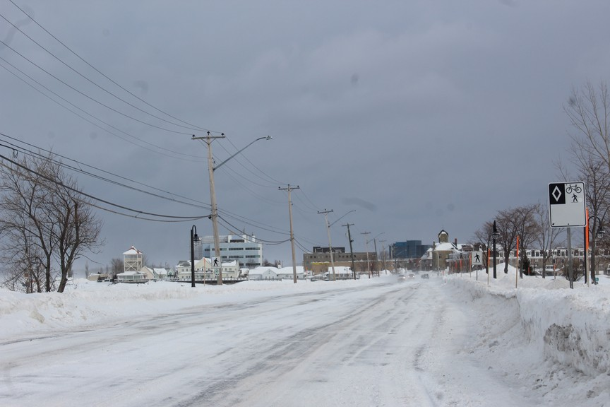 "Around 2 p.m. The Bathurst Police Force announced on its official Facebook page the Queen Street causeway area, between O'Neil Drive and Douglas Avenue, are closed until further notice ""due to weather conditions."""