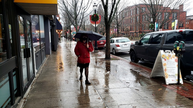 A special weather statement remains in effect for much of northern New Brunswick. Environment Canada says 15 to 25 mm of additional rainfall could occur before the heavy precipitation ends later this morning.