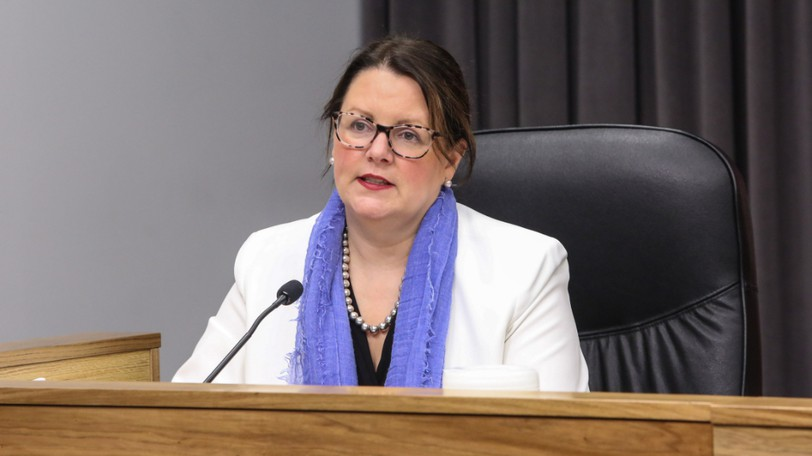 Dr. Jennifer Russell, chief medical officer of health, is shown in a file photo.