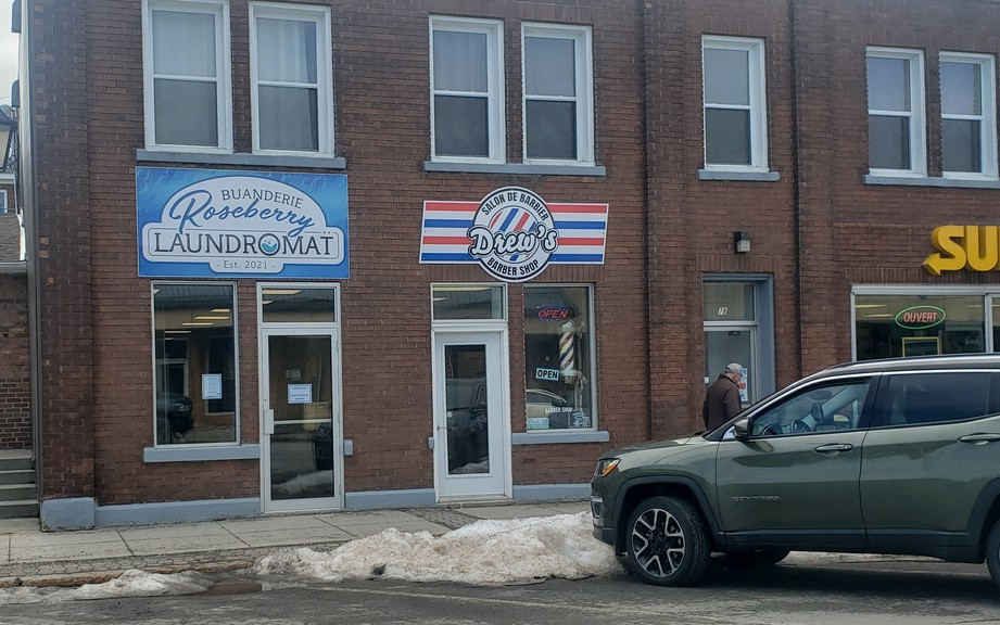 A new laundromat opened on Roseberry Street in Campbellton on April 6.