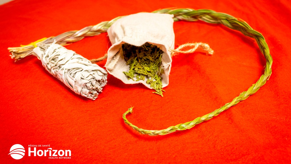 Traditional Indigenous medicines including sage, cedar and sweetgrass, have all been made available at seven Horizon Health Network facilities as the organization works to develop a smudging policy.