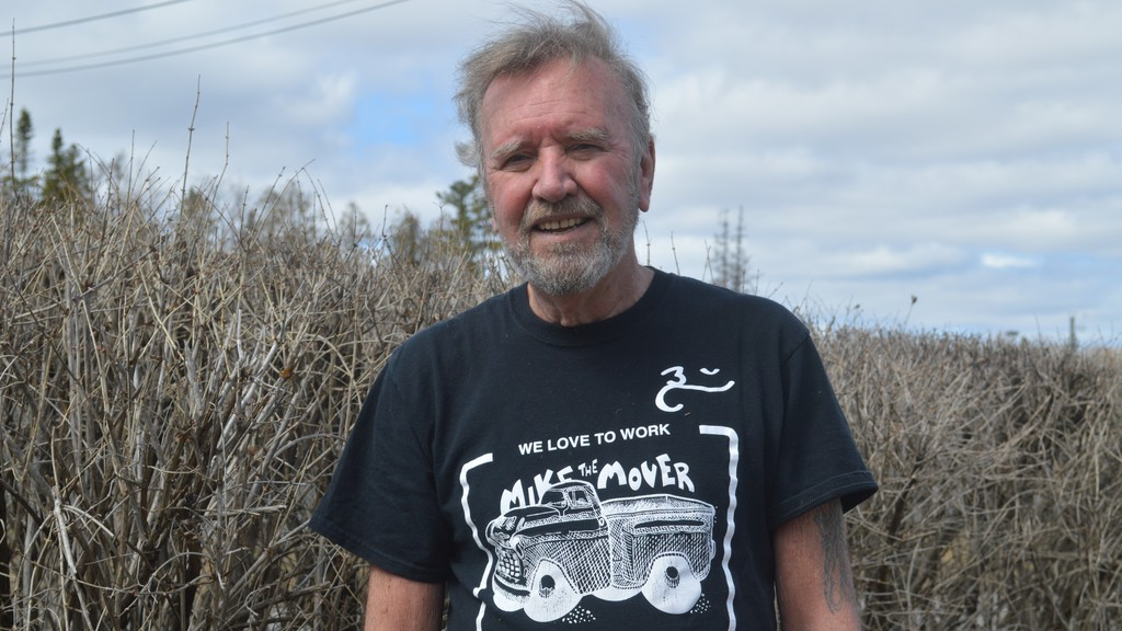 Jeffrey Miller is running as a councillor for the Village of Plaster Rock in the May 10 municipal election. He'd like to see more recreation and social activities for residents of all ages.