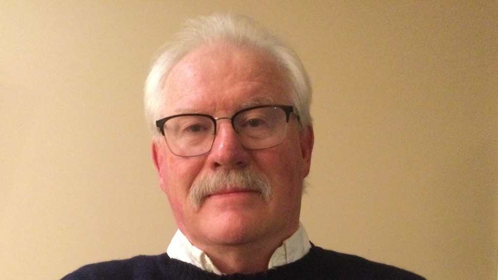 Jay Casey is running for council in Campbellton.