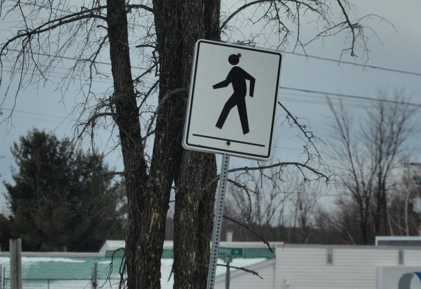 After concerns were raised by city councillors about near-misses between drivers and pedestrians at two crosswalks, Miramichi public works director Jay Shanahan and engineering director Darren Row say they're reviewing the number of crosswalks in the city based on new safety standards and current realities.