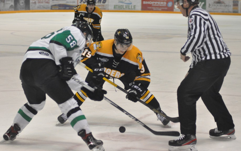 The Campbellton Junior A Tigers are the hottest team in the EastLink North going 13-2 over their last 15 games.