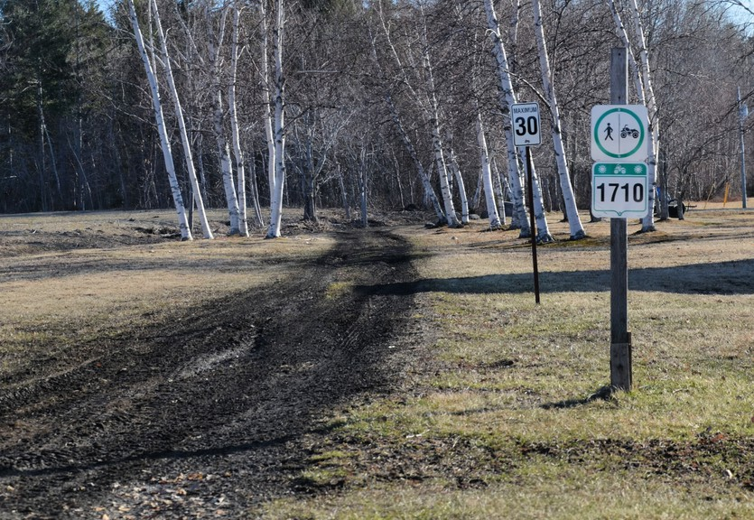 The City of Miramichi's active transportation plan review process has raised questions about how a shared-use trail in the community might look.