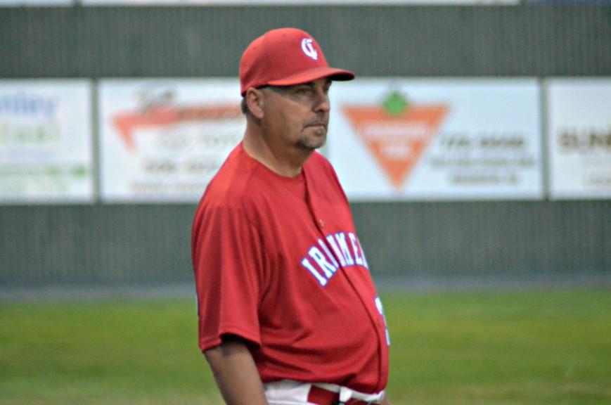Mark Noel has resigned as head coach of the Chatham Ironmen senior baseball club.