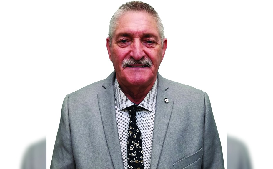 Lawrence Jacques hopes to be elected to Bathurst city council in the May 10 municipal election.