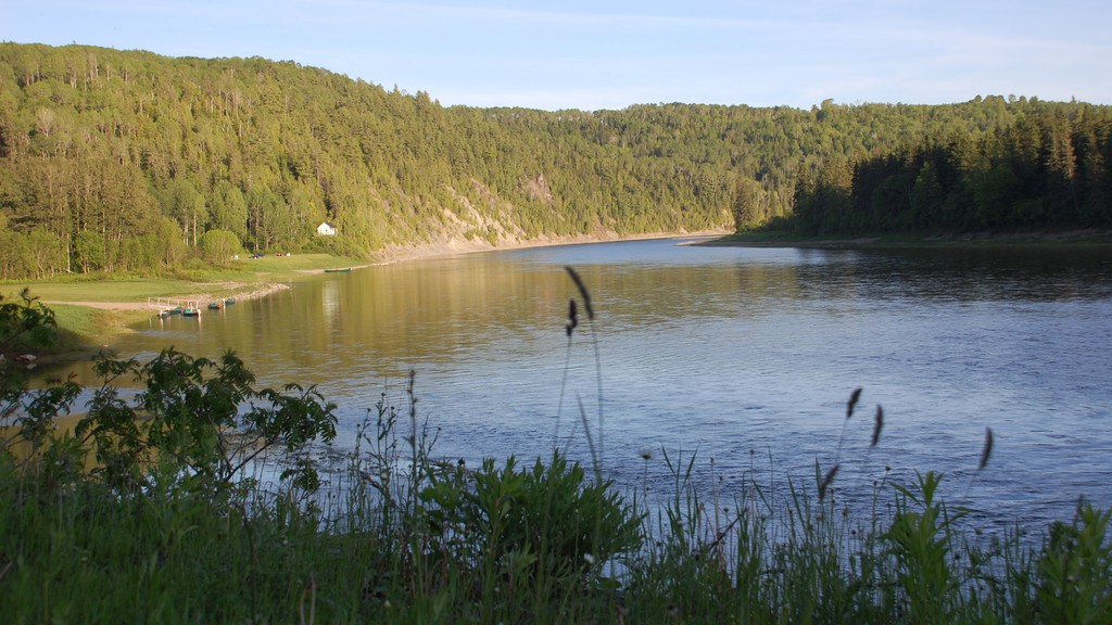 The Restigouche River. The Environmental Trust Fund announced funding for 2021-2022, including projects in Restigouche County.