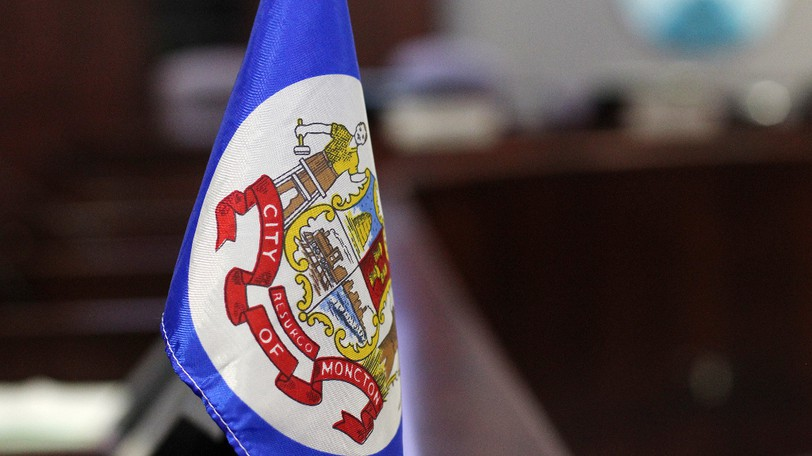 A City of Moncton committee of the whole meeting scheduled for Aug. 23 was cancelled because there were no items on the agenda, according to a city spokesperson. Council chambers are shown in a file photo.