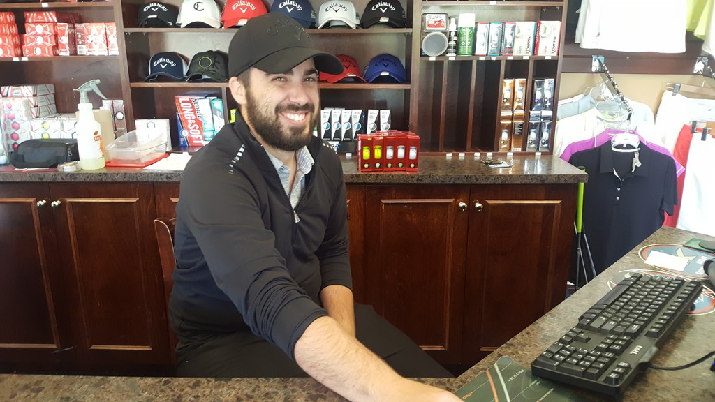Derek Ferguson, the general manager of the Restigouche Golf and Country Club, says the golf season should start about two weeks earlier than normal.