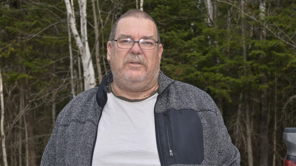 Phillip Stevenson is a candidate for village council in Plaster Rock in the May 10 municipal election. He's running for the first time and wants to help bring new industries and businesses to the community.