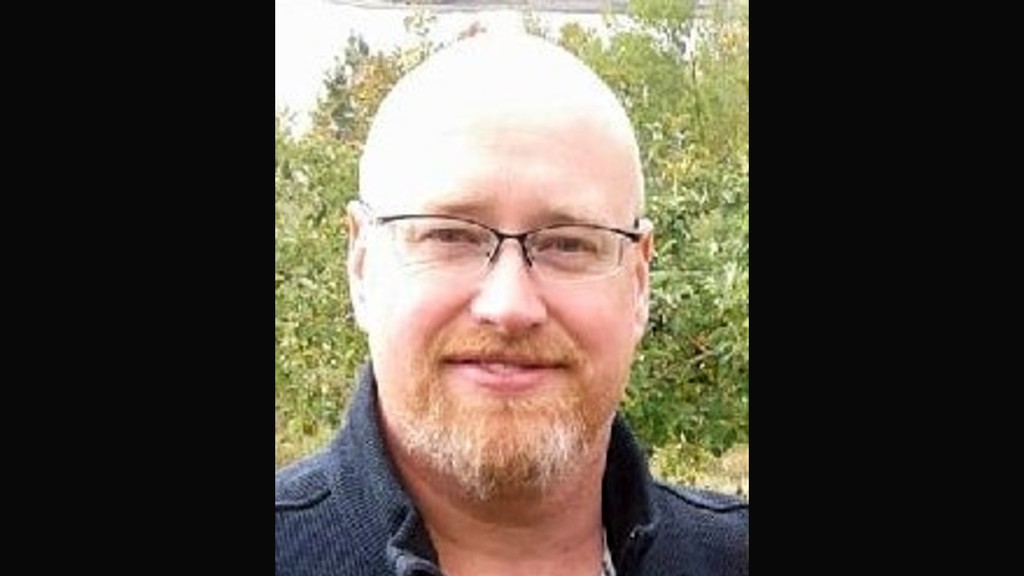 Florenceville-Bristol candidate Ryan Dickinson.