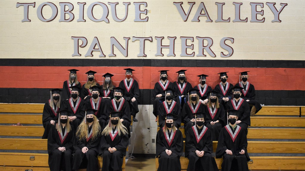 At its April meeting, Plaster Rock village council approved a request from parents of Tobique Valley High School graduates to hold a recognition event at the Phil Sharkey Memorial Centre on June 25. The proposed event won't be a prom but it will give graduates the opportunity to wear their dresses and tuxedos. It will go ahead if the plan is approved by the province.