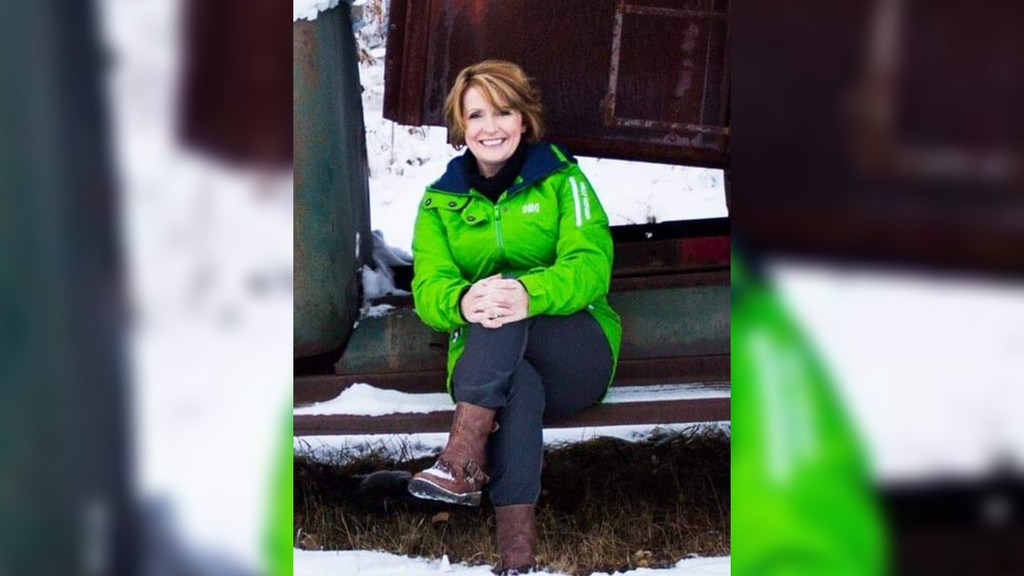 Susan Smith is running for Woodstock Town Council.
