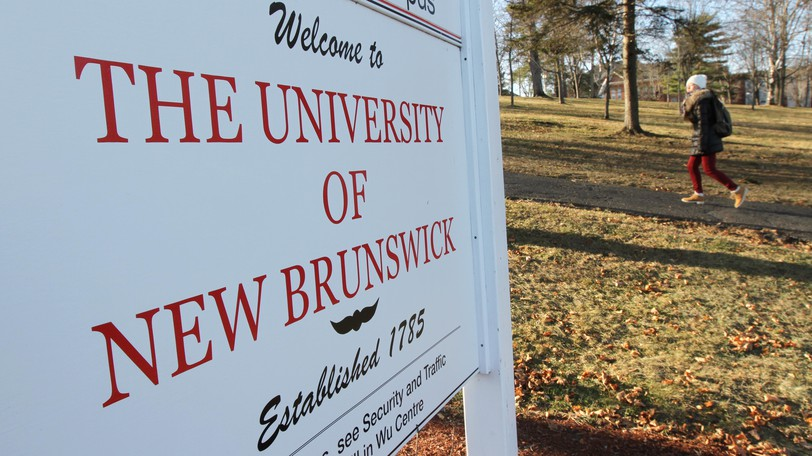 Dr. Paul Mazerolle, president of the University of New Brunswick, says he's disappointed that large off-campus student parties were held over the weekend.