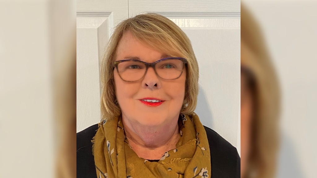 Janet Blair is one of four candidates running for the single seat to represent sub-region B5 on the Regional Health Authority in the May 10 municipal election.