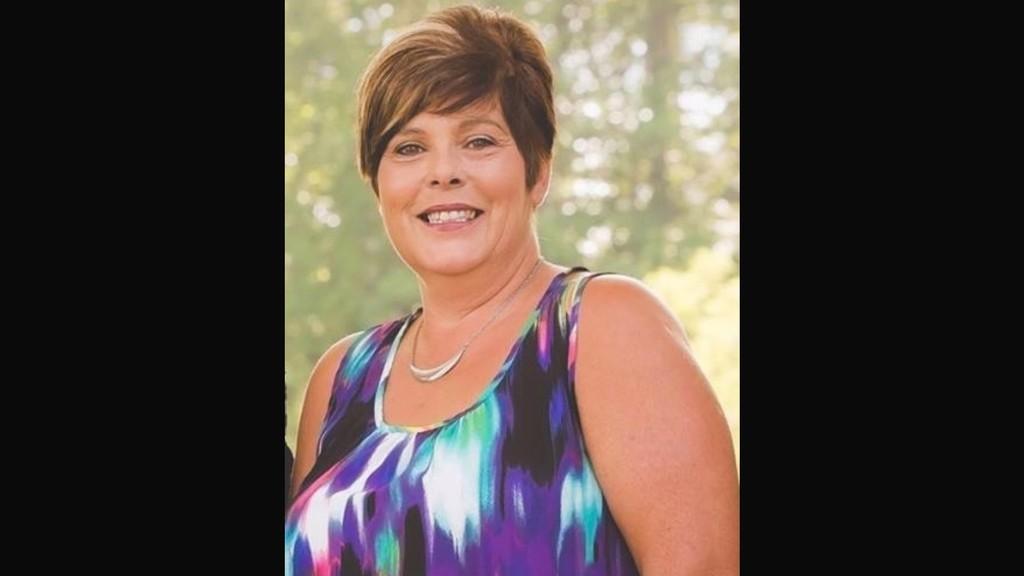 Florenceville-Bristol candidate Laurie Berry Martel.
