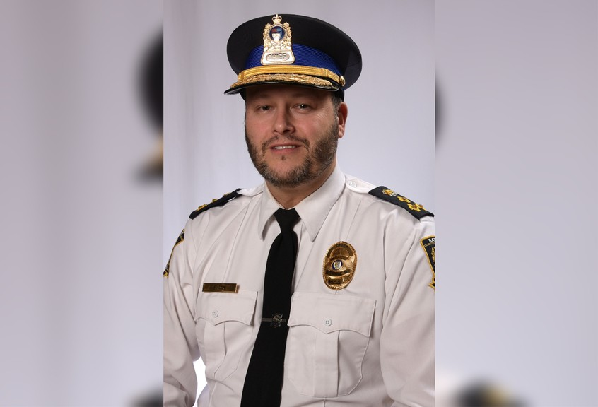 The City of Bathurst has named Stephane Roy the new chief of the Bathurst Police Force.