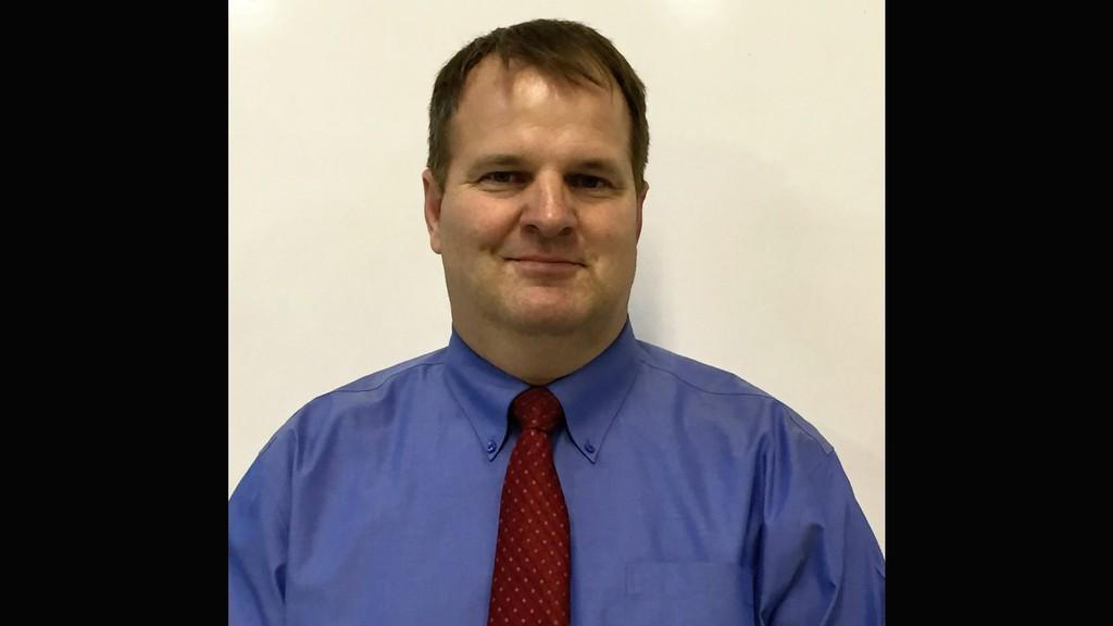 Florenceville-Bristol candidate Dan McCarthy.