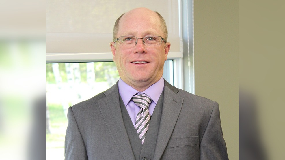 Blackville deputy mayor Ian Fortune is eyeing the village's top job in the May 10 municipal election.